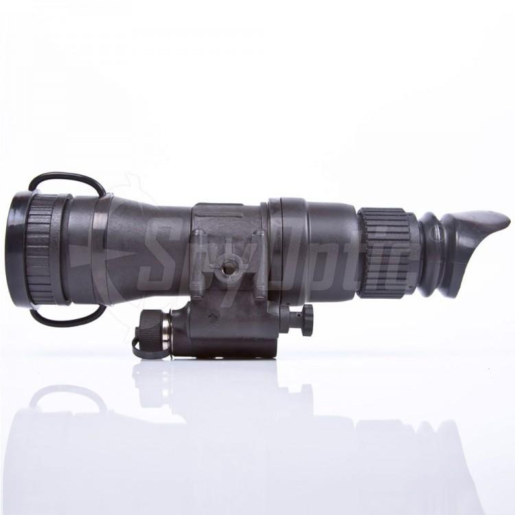 Szklana optyka z wielowarstwową powłoką antyrefleksyjną z trzykrotnym powiększeniem