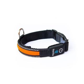 Obroża LED dla psa myśliwskiego do lokalizatora Tractive GPS