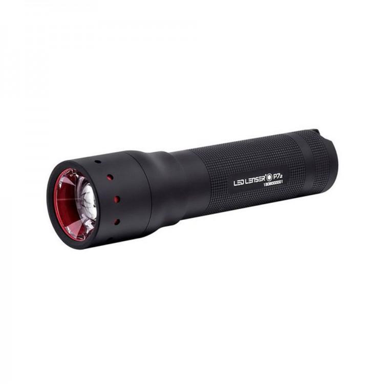 Latarka LED P7.2 dla pasjonatów myślistwa, turystyki i outdooru.