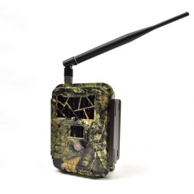 Fotopułapka Covert Code Black 3G z modułem GSM