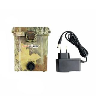 Uniwersalny zestaw zasilający KIT-6V-12V do fotopułapek SpyPoint
