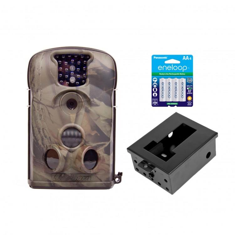 Kamera leśna Ltl Acorn TV-5220M w metalowej obudowie ochronnej