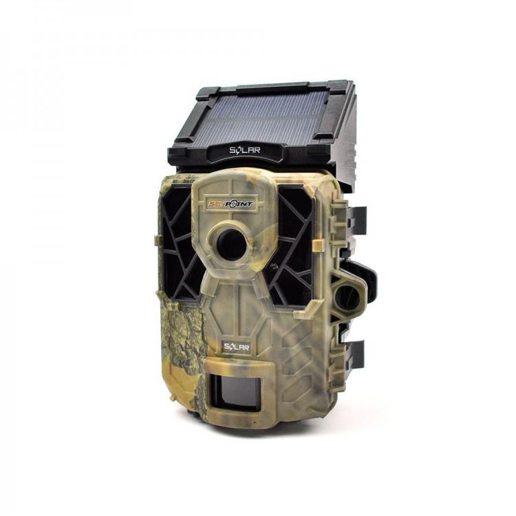 Fotopułapka SpyPoint SOLAR z baterią słoneczną
