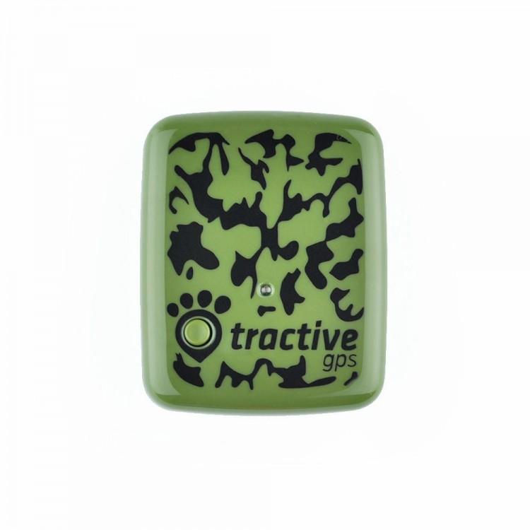 Lokalizator GPS Tractive TRAHU1 dla psa myśliwskiego