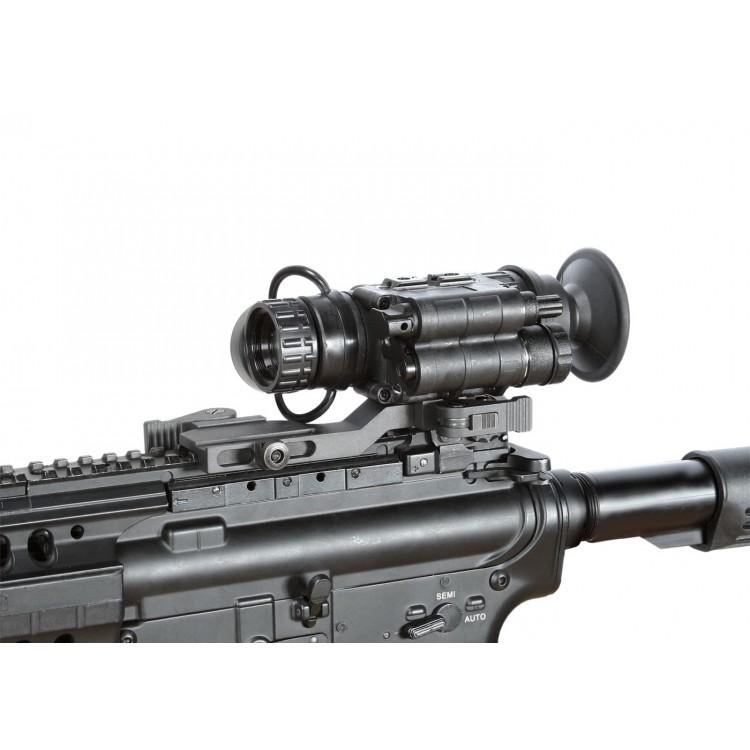 Łatwy i szybki montaż na broni