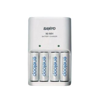 Jednoczesna ilość ładowanych baterii: 4szt