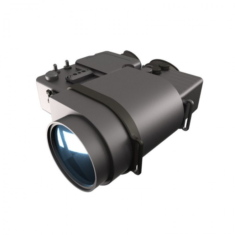 Cyfrowy binokular noktowizyjny Electrooptic Fortis 21× Zoom z rejestracją obrazu