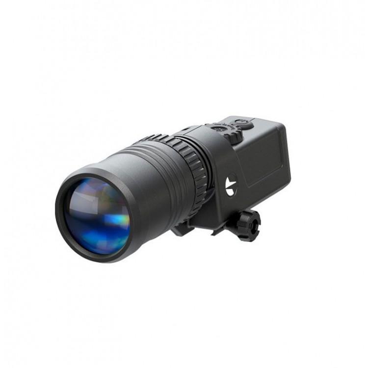 Niewidoczny oświetlacz podczerwieni Pulsar X-850 z łatwym montażem