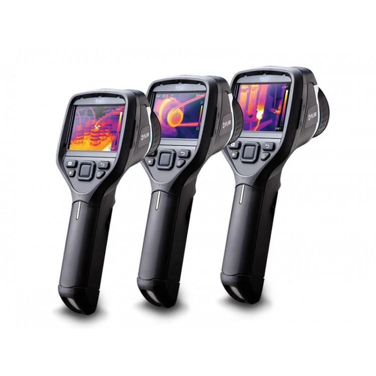 Kamera termowizyjna Flir E40/40bx ze wskaźnikiem laserowym