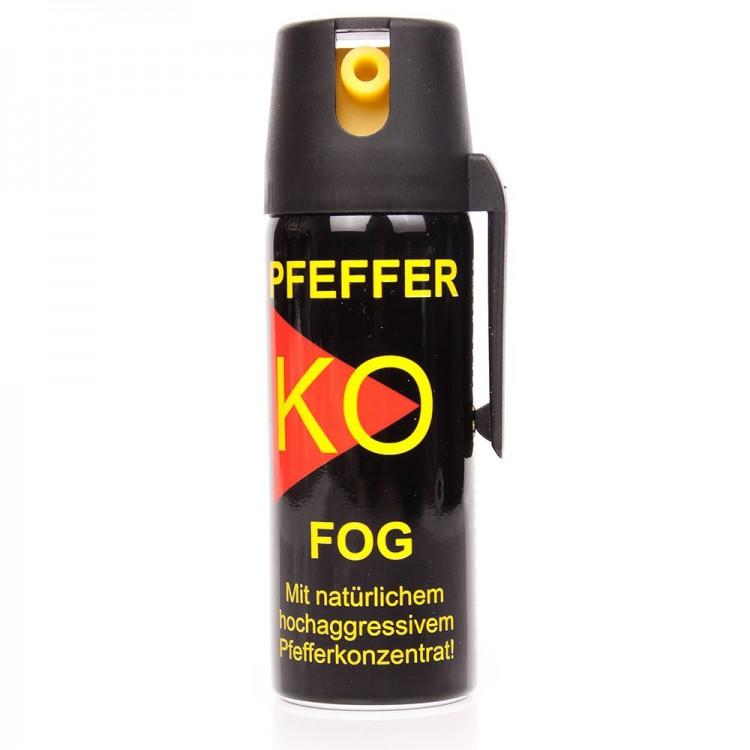 Wydajny i poręczny gaz pieprzowy KO FOG