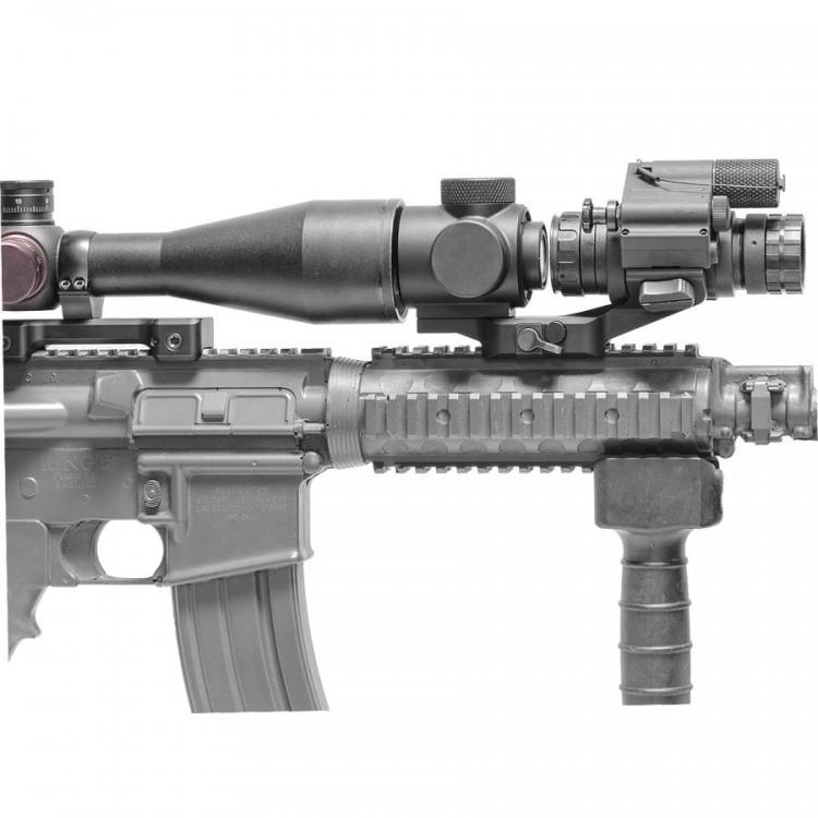Łatwy montaż na broni