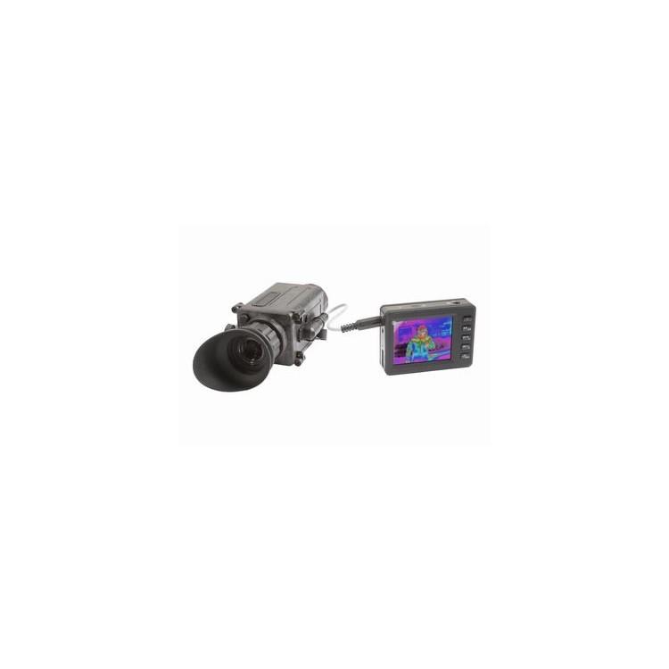 Umożliwia zapis wideo z urządzeń noktowizyjnych i termowizyjnych