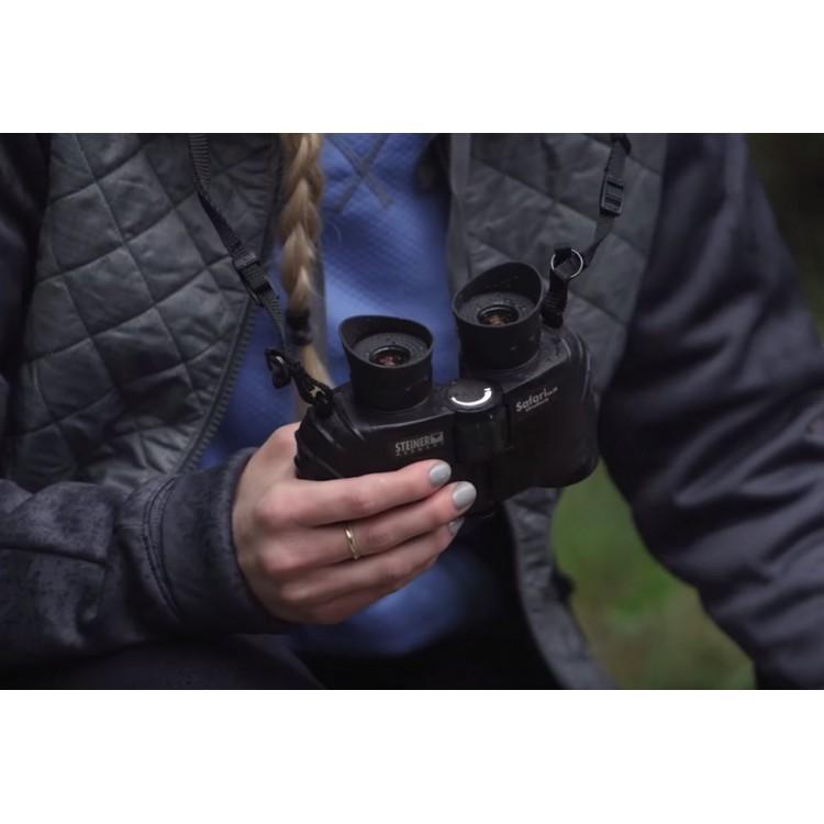 Lornetka Steiner Safari Ultrasharp 8×25 dla obserwatorów przyrody