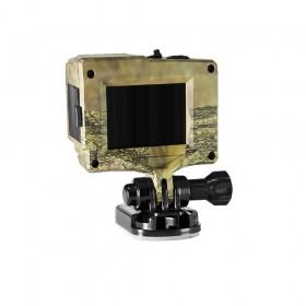 Szerokokątna, sportowa kamera 4K przechwyci każdy szczegół z polowania