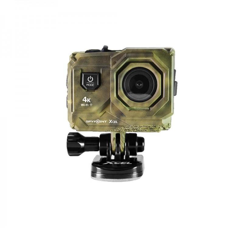 Kamera łowiecka SpyPoint XCEL 4K z szerokokątnym obiektywem