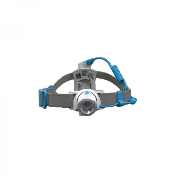 Czołowa latarka dla biegaczy z montażem na klatce piersiowej - Ledlenser NEO 10R