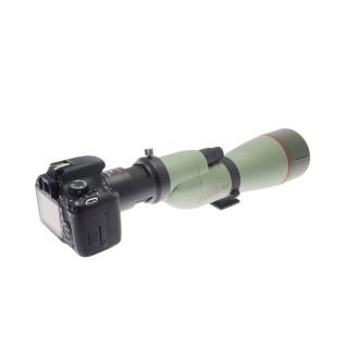 Adapter mocujący aparat do lunety obserwacyjnej TSN-PA7A DSLR Kowa