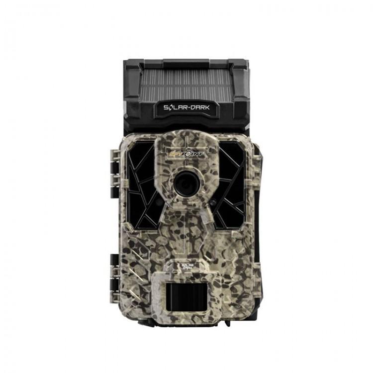 Kamera leśna SpyPoint Solar-Dark z wbudowanym panelem solarnym