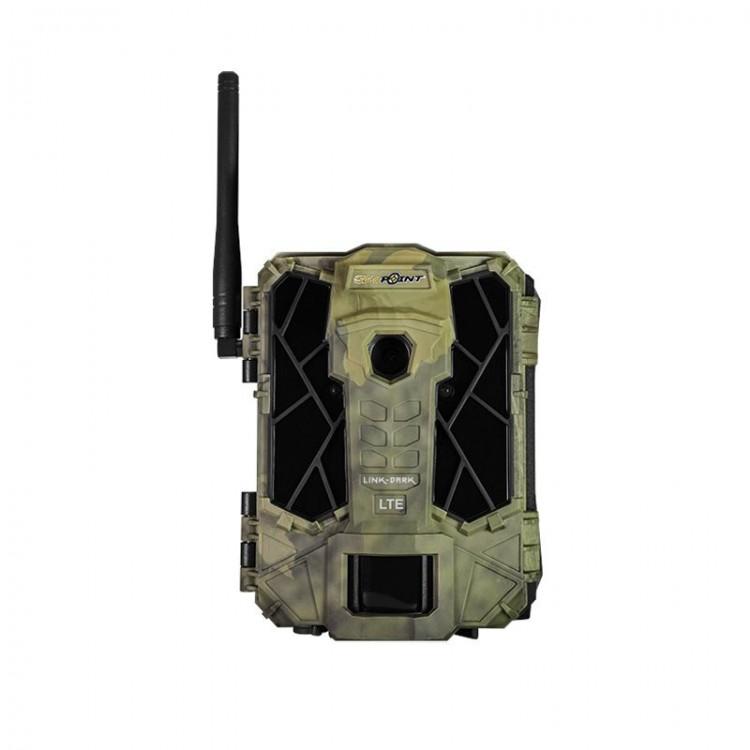 Szybka fotopułapka SpyPoint Link-Dark LTE z opcją geotagów GPS
