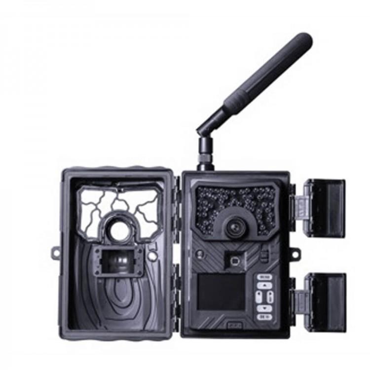 Fotopułapka z szyfrowaniem zgodna z RODO dla Gmin i Leśnictw - V-7200MAS