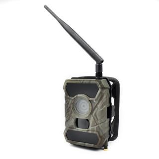 Zewnętrzna antena GSM zwiększa zasięg fotopułapki