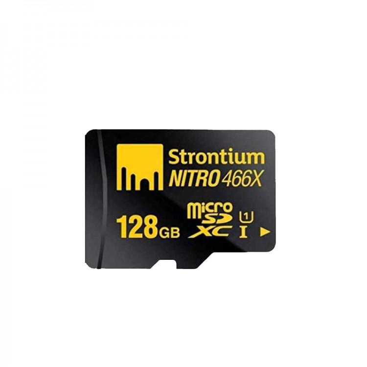 Szybka karta pamięci Nitro microSDXC Strontium 128GB