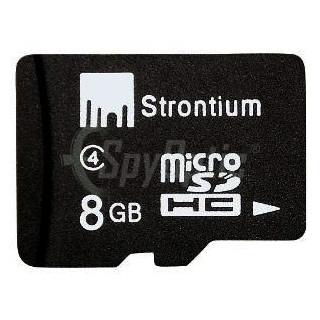 Uniwersalna karta pamięci microSDHC Strontium 8GB
