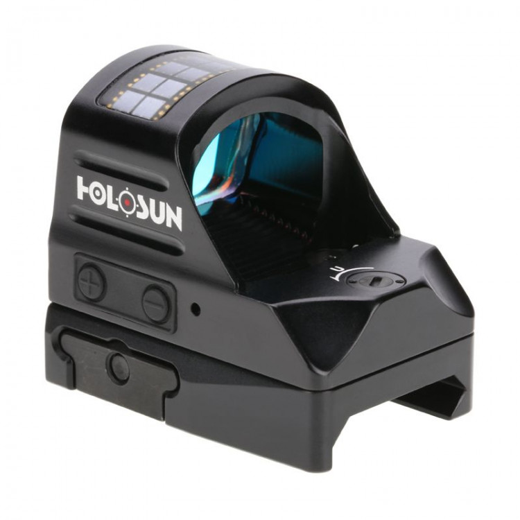 Celownik holograficzny Holosun HS507C z panelem solarnym