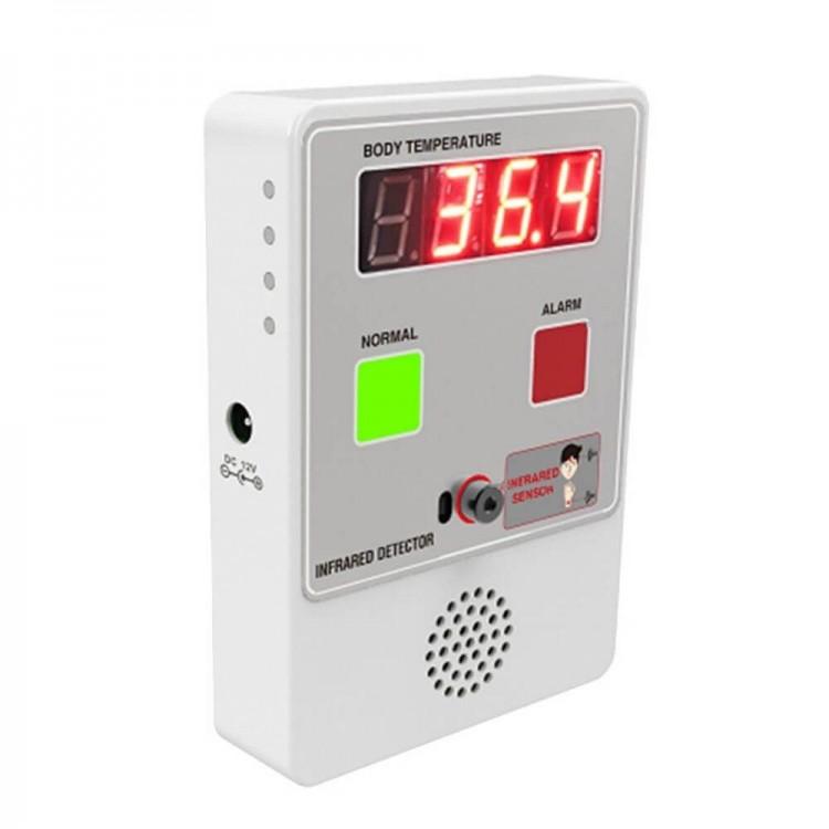 bezdotykowy czujnik temperatury