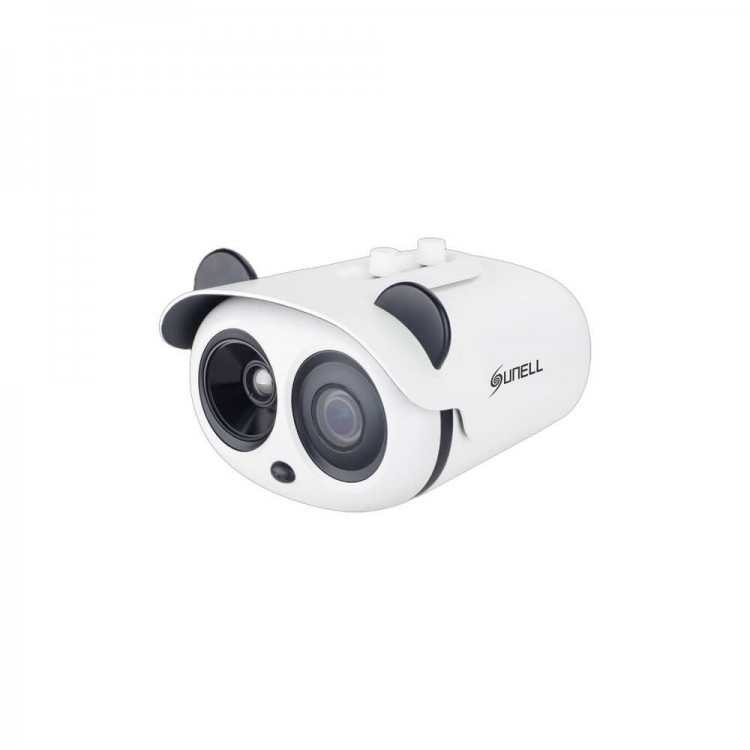 System CCTV Sunell SN-T do zdalnego pomiaru temperatury