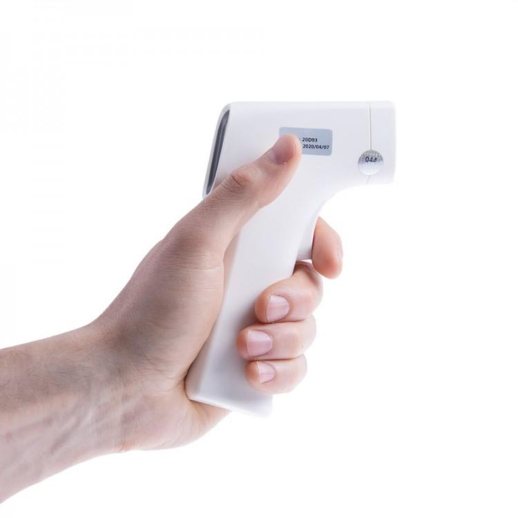Bezdotykowy termometr do pomiaru temperatury (COVID-19)