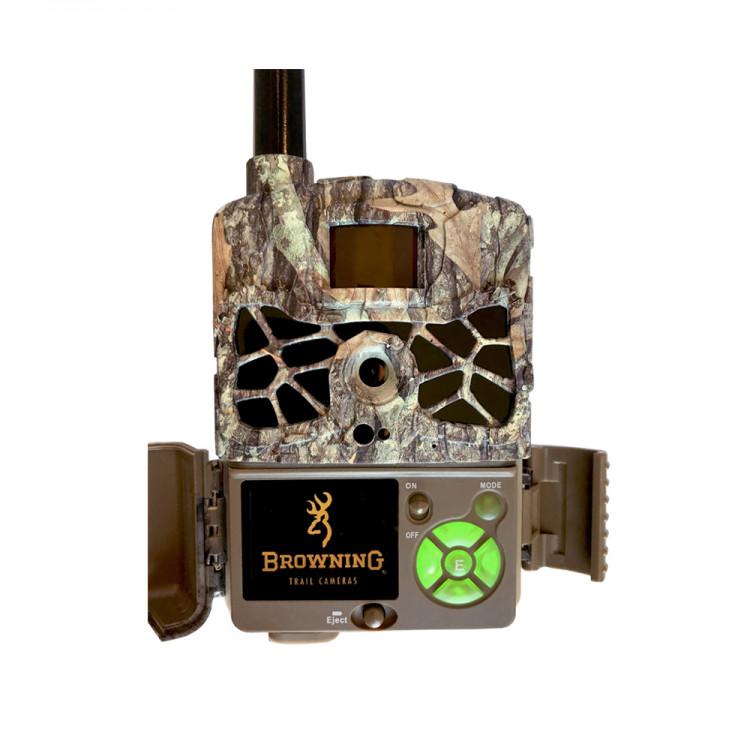 Fotopułapka Browning Defender z modułem 4G i dedykowaną aplikacją na telefon