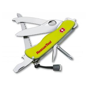 Scyzoryk Victorinox Rescue Tool – nóż do cięcia szkła i pasów