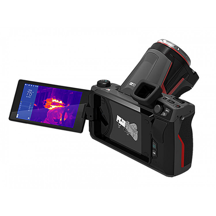 Kamera termowizyjna Sonel KT-560 z Wi-Fi i GPS