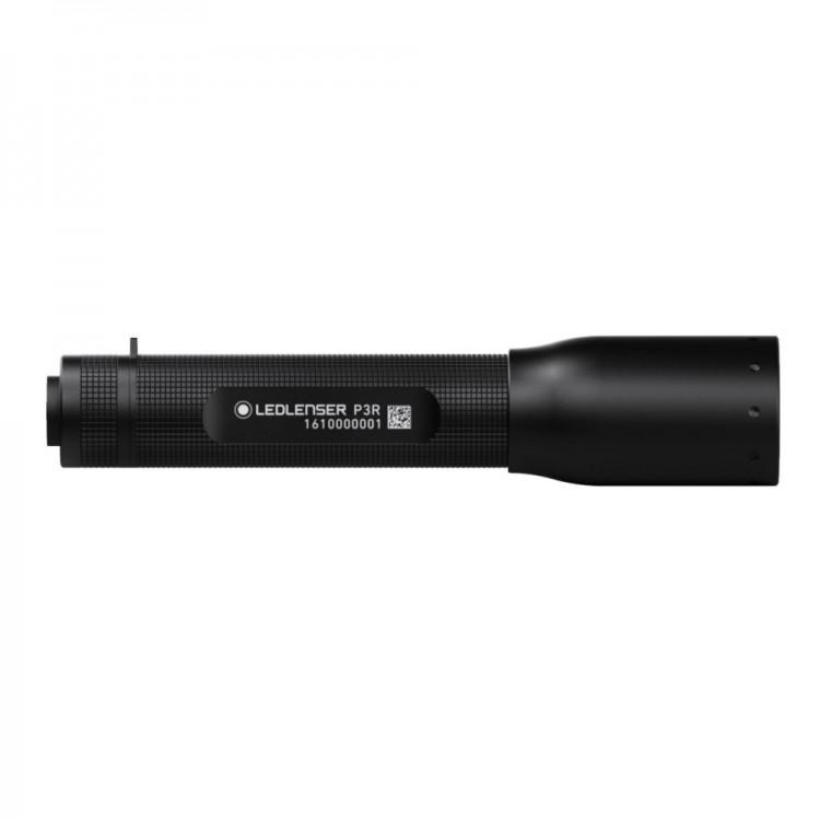 Kieszonkowa latarka Ledlenser P3R dla pasjonatów outdooru