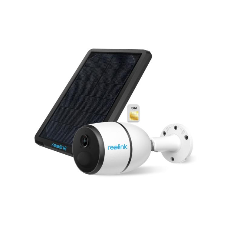 Fotopułapka kamera zewnętrzna Reolink Go GSM LTE 4G z funkcją poglądu na żywo