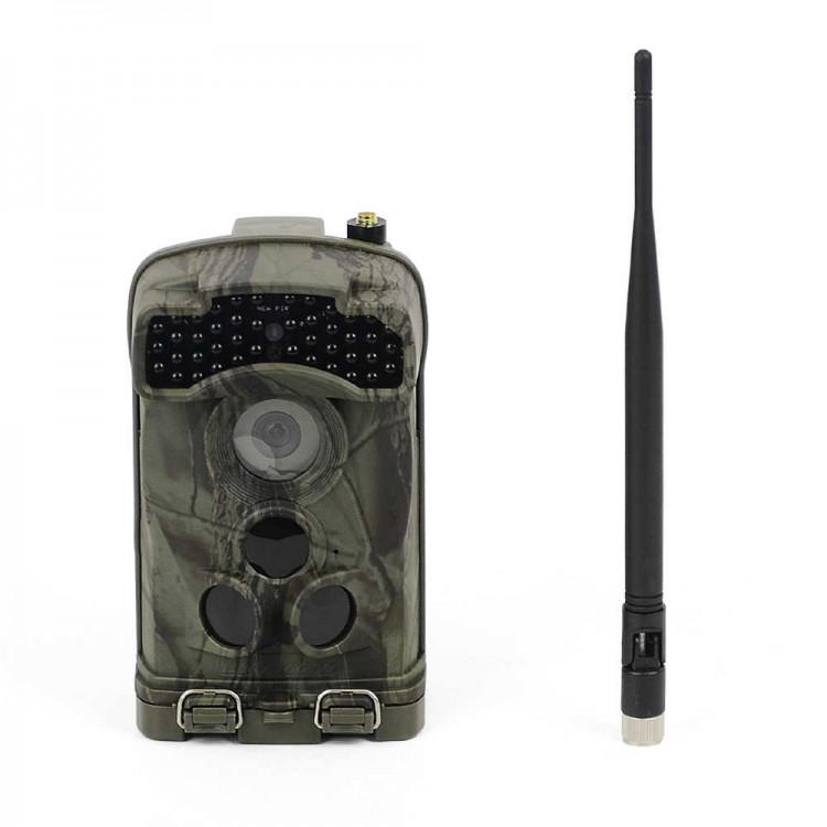 Fotopułapka GSM TV-6210WMG Plus – zdalny przesył danych