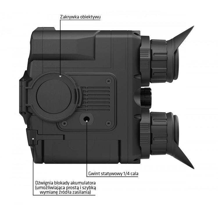 Lornetka termowizyjna Pulsar Accolade 2 XP50 LRF PRO