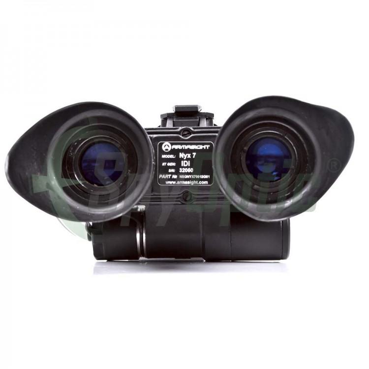 Wysokiej klasy szklana optyka