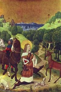 Święty Hubert