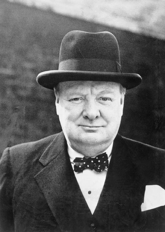 Winston Chirchill - Najsłynniejszy Brytyjski premier i myśliwy