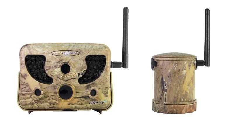 Kamera leśna TINY-WBF z modułem czarnej skrzynki