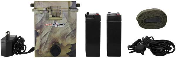 Zestaw akumulatorów do fotopułapek spypoint