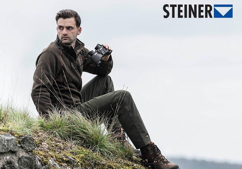 Lornetki Steiner dla myśliwych