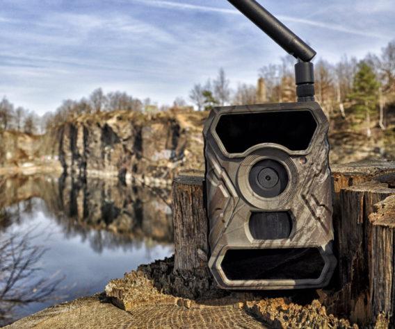 Fotopułapka S880G test