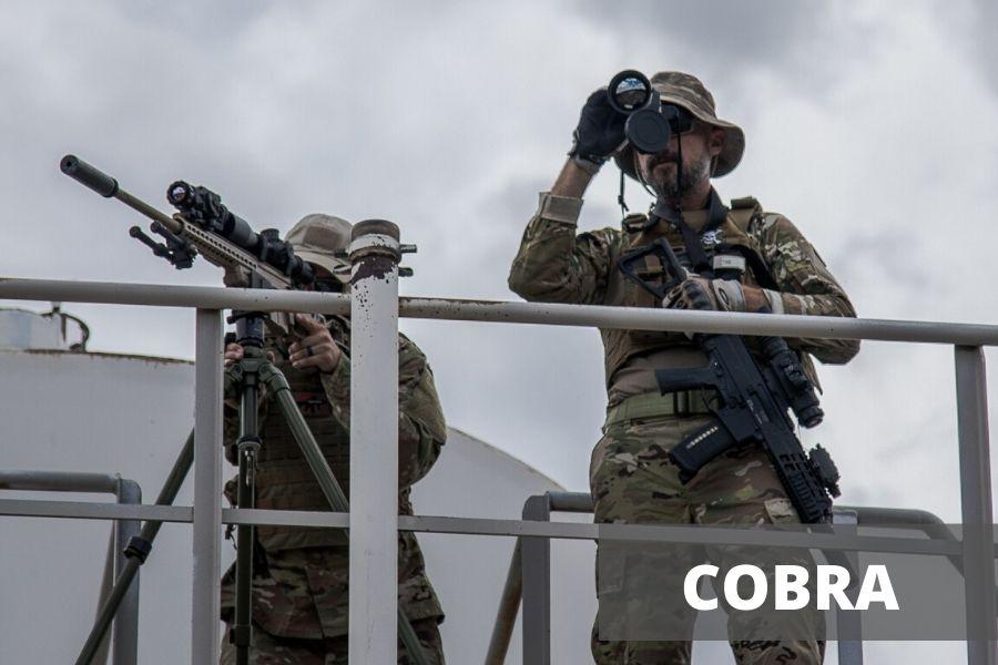 lornetka taktyczna AGM Cobra