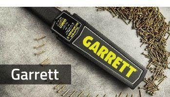 Wykrywacze Garrett