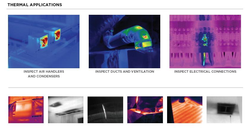 Seek Thermal Reveal Pro kamera dla myśliwego