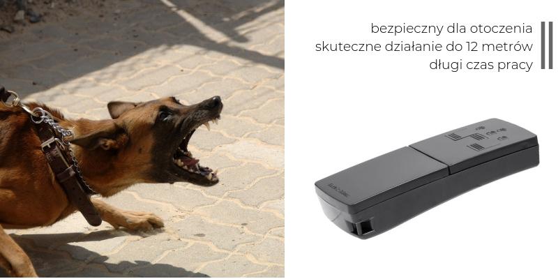 Odstraszacz psów