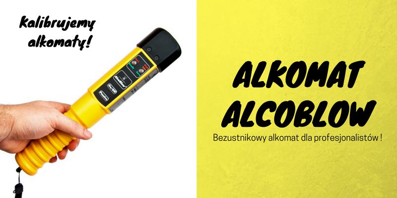 alcoblow alkomat